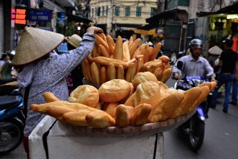 French cuisine had a big influence on Vietnamese cuisine