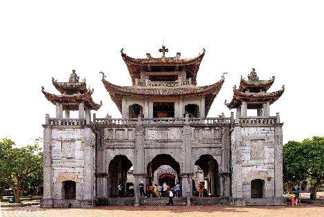 Phat Diem Cathedral in Ninh Binh Province