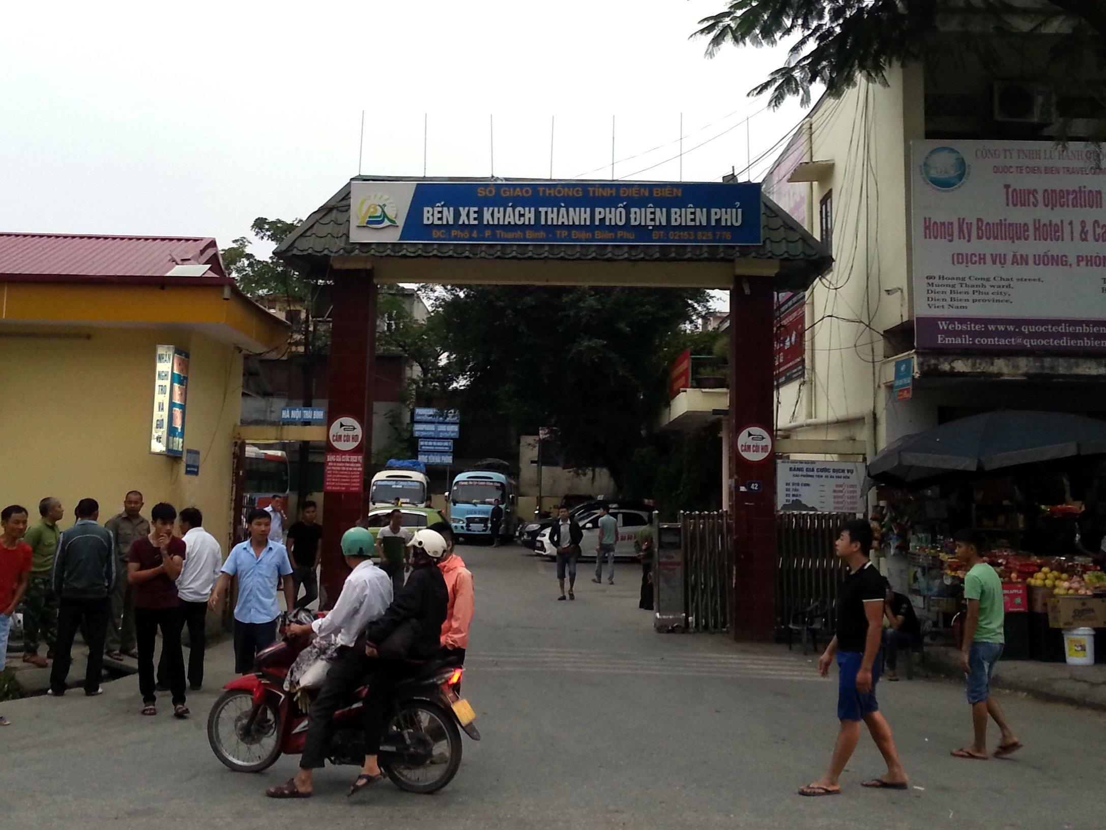Dien Bien Phu Bus Station