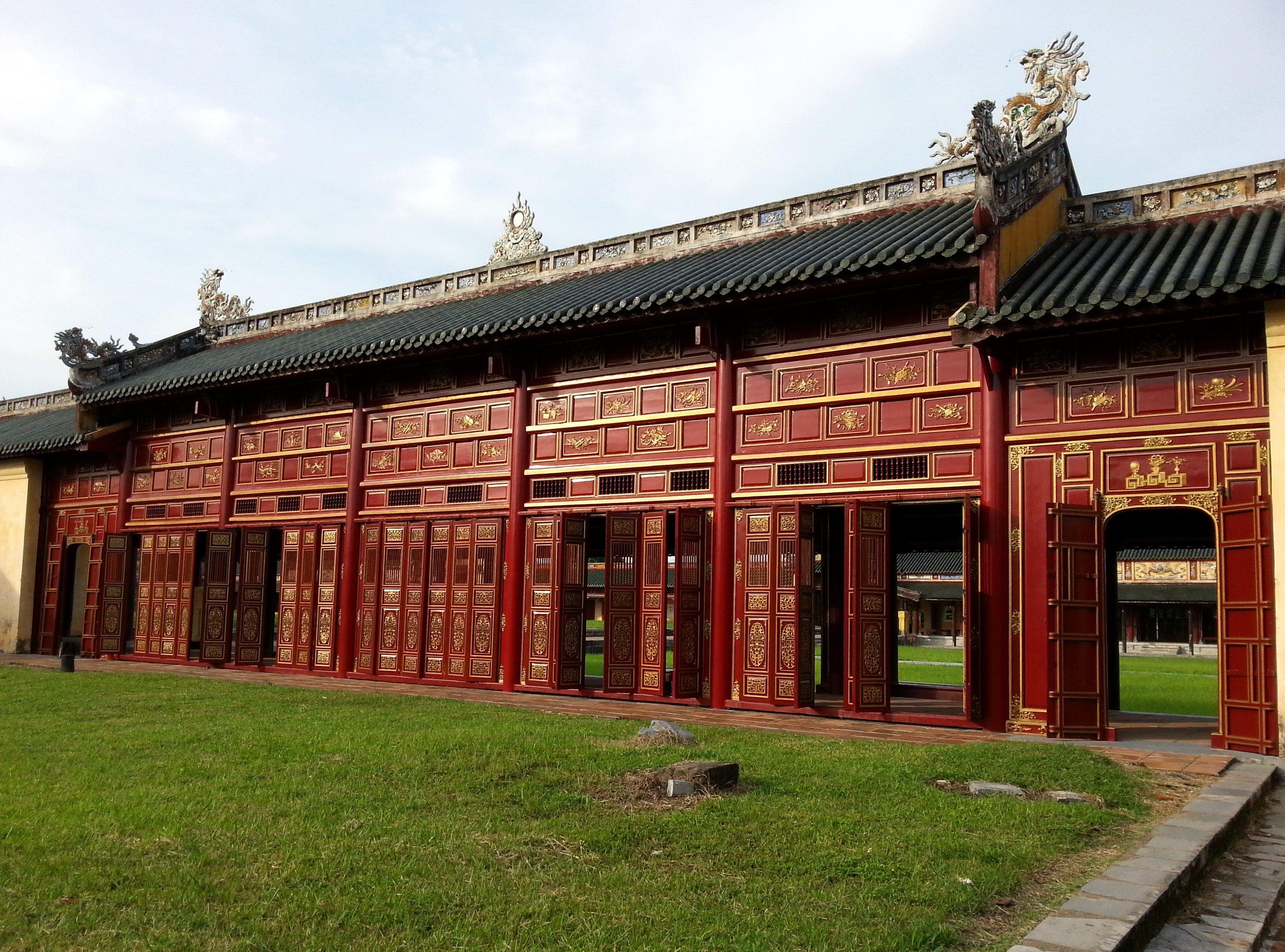 Gate to the Hall of Supreme Harmony