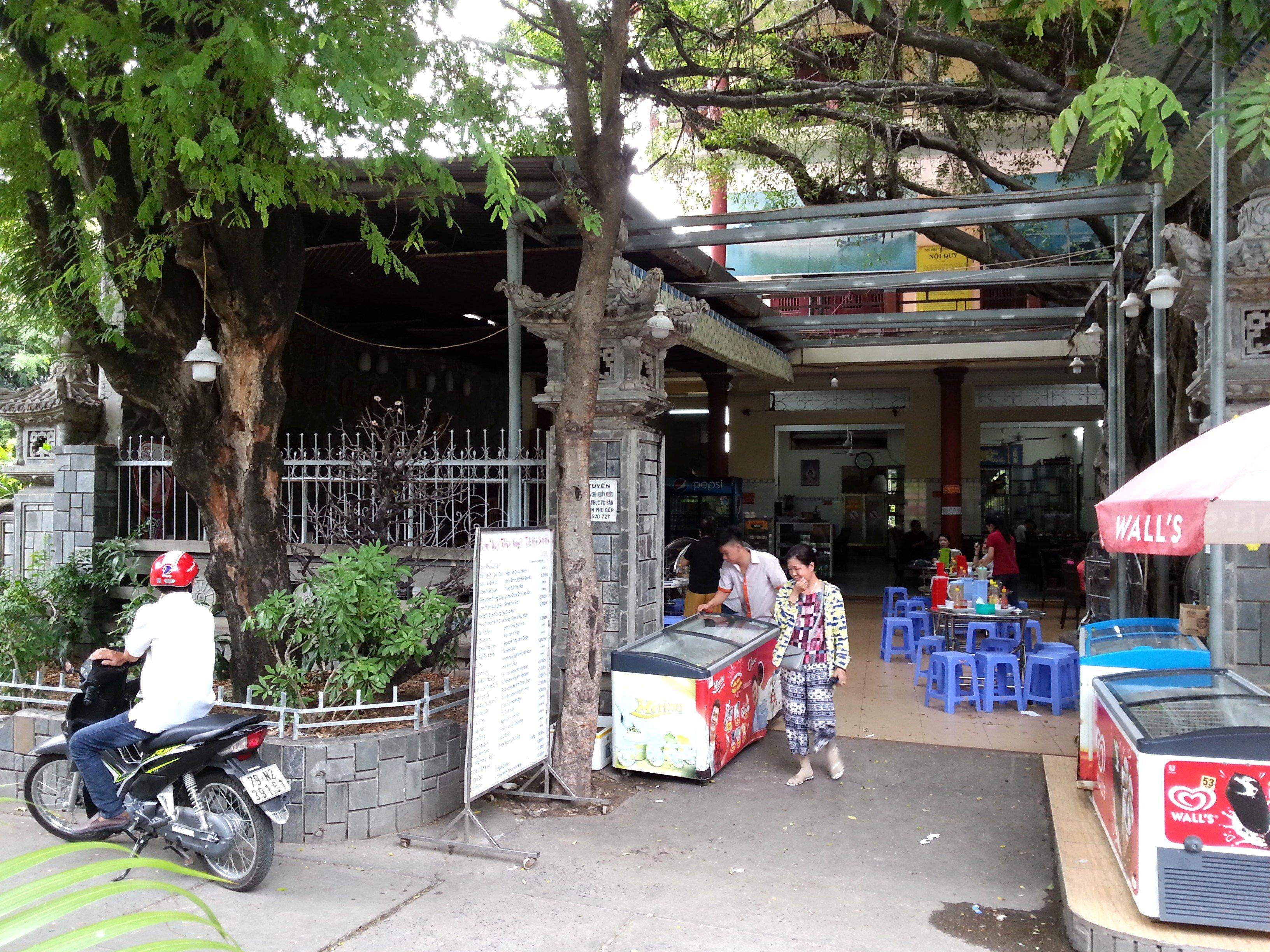 Quán Chay Thiền Nguyệt Restaurant